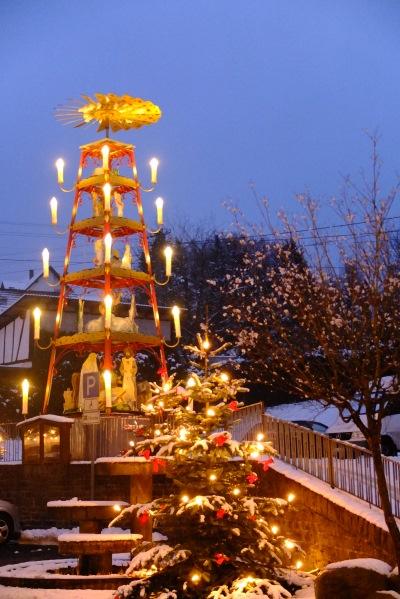 Waldbreitbach Weihnachtsdorf